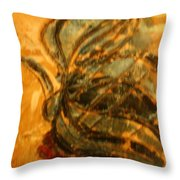 Carnival Over - Tile Throw Pillow