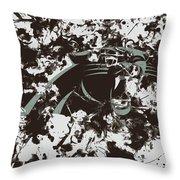 Carolina Panthers 1a Throw Pillow