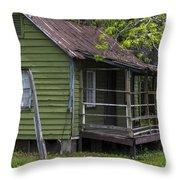 Carolina Treasure Throw Pillow