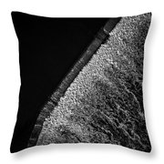 Carpentersville Dam Throw Pillow