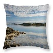 Carragreich Bay Harris Throw Pillow