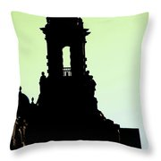 Cartas Throw Pillow