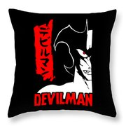 Cartoon Movies Throw Pillow