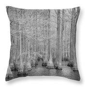 Carvers Cypress Ir Throw Pillow