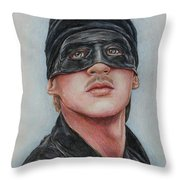 Cary Elwes / Westley / The Princess Bride Throw Pillow