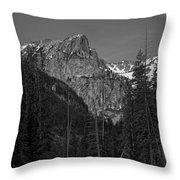 Cascade Canyon Throw Pillow