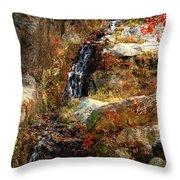 Cascade Glorious Throw Pillow