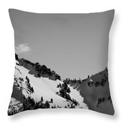 Cascades 2 Throw Pillow
