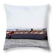 Cascades And Four Large View Throw Pillow