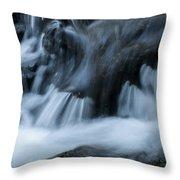 Cascades Cascades Throw Pillow