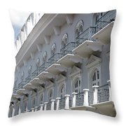 Casco Viejo Panama 14 Throw Pillow