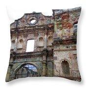 Casco Viejo Panama 20 Throw Pillow