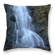 Casper Wy Waterfall 1 Throw Pillow