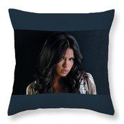 Cassie Throw Pillow