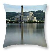 Cassville Power Throw Pillow
