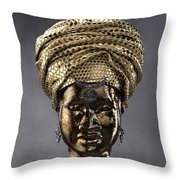 Cast In Character 2013 - Front Throw Pillow