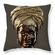 Cast In Character 2013 - Front Transparent With Red Spotlight Throw Pillow