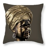 Cast In Character 2013 - Side View Transparent  Throw Pillow