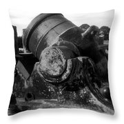 Castillo Cannon Throw Pillow