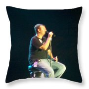 Casting Crowns Throw Pillow