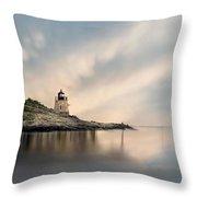 Castle Hill Light Throw Pillow