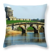 Castle Howard Throw Pillow