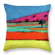 Castlemorton V  Throw Pillow