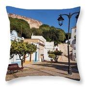 Castro Marim - Algarve, Portugal Throw Pillow