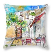 Castro Marim Portugal 01 Throw Pillow