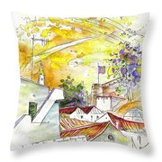 Castro Marim Portugal 03 Throw Pillow