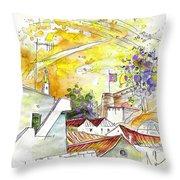 Castro Marim Portugal 03 Throw Pillow