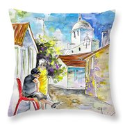 Castro Marim Portugal 04 Throw Pillow