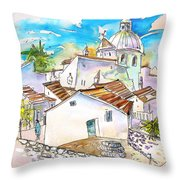 Castro Marim Portugal 05 Throw Pillow