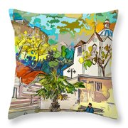 Castro Marim Portugal 13 Bis Throw Pillow