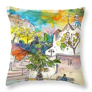 Castro Marim Portugal 13 Throw Pillow