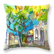 Castro Marim Portugal 14 Bis Throw Pillow