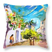 Castro Marim Portugal 15 Bis Throw Pillow