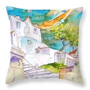 Castro Marim Portugal 17 Throw Pillow