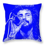 Cat Stevens Collection Throw Pillow