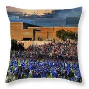 Catalina Foothills High School Graduation 2016 Throw Pillow
