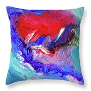 Catalyst Throw Pillow