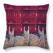 Catch Anything Throw Pillow