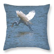 Catch Of The Day Series - 3 Throw Pillow
