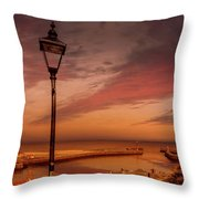 Catch You Breath Throw Pillow