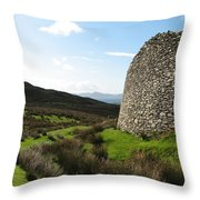 Cathair Na Steige  Throw Pillow
