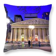 Cathedral-01 Throw Pillow