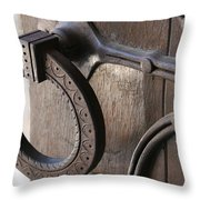 Cathedral 1 Throw Pillow