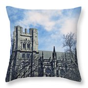 Cathedral 2 Throw Pillow
