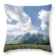Cathedral Group No.2 Throw Pillow