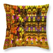 Cathedral Of The Mind No 57 Throw Pillow